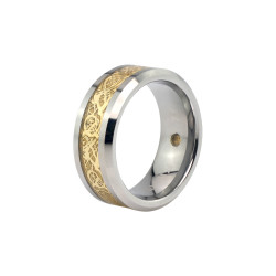Tholo Ring (Tungsten)