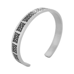 Celtic Knot Cuff (SS)