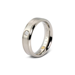 Triple Treasure Ring (Ti)