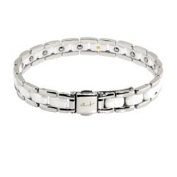 Aurora Bracelet White (SS)