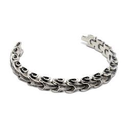 Spinal Tap Bracelet (SS)